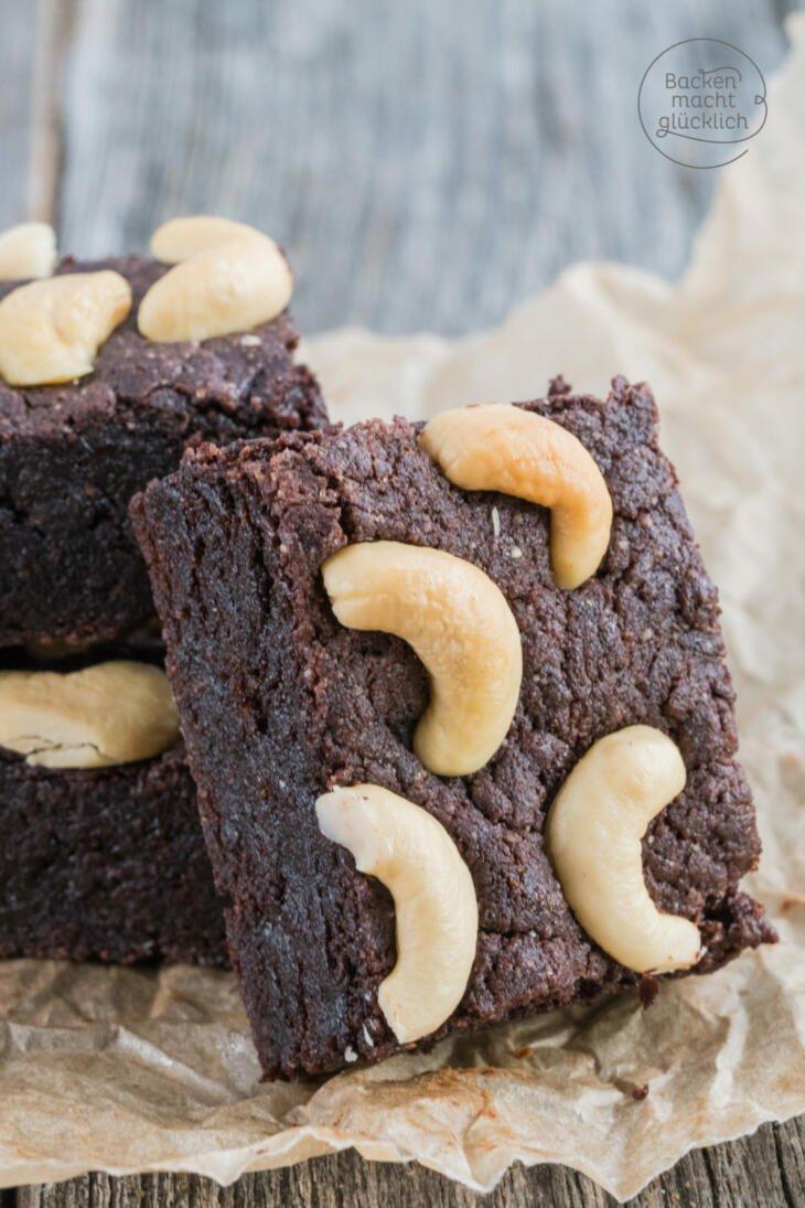 Die besten veganen glutenfreien brownies
