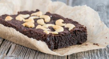 Die ultimativen veganen Brownies ohne Mehl