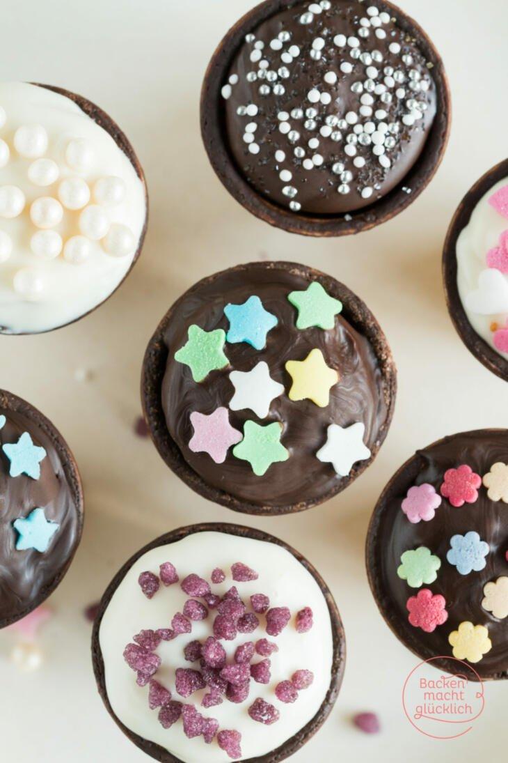 Kleine Kuchen In Der Waffel Backen Macht Glucklich