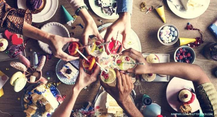 Kaktus Motto Party Feiern Party Partydeko Partygeschirr