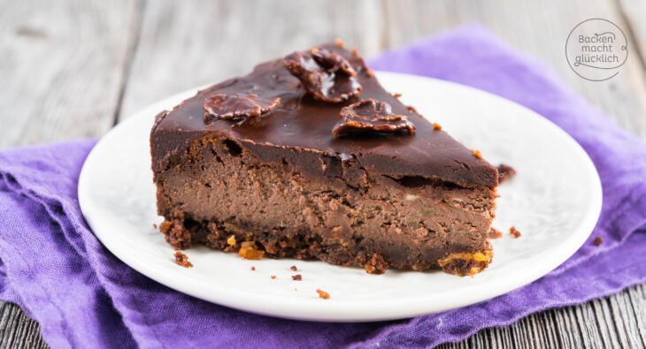 Chocolate Cheesecake Rezept