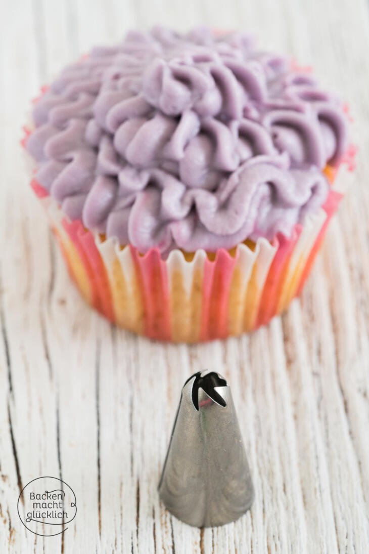 Cupcake Deko Swirl