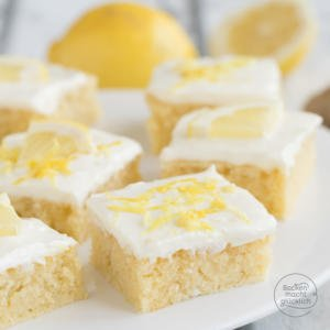Ingwer-Zitronenkuchen Rezept