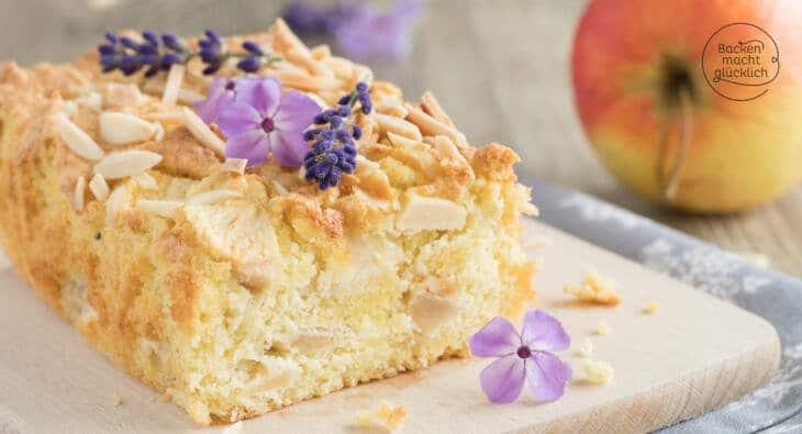 Low Carb Apfelkuchen ohne Mehl