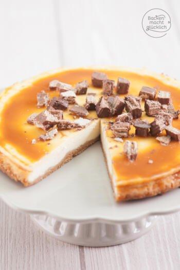 Karmell Cheesecake