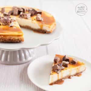 Karamell Cheesecake Rezept
