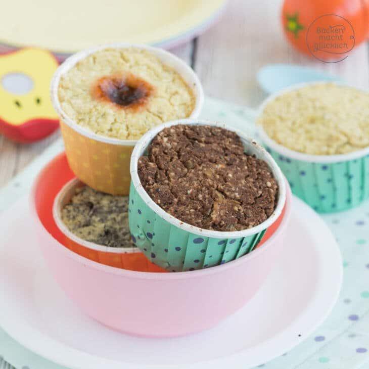 apfelmus muffins ohne zucker und ei backen macht gl cklich. Black Bedroom Furniture Sets. Home Design Ideas