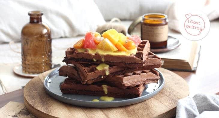 Schokoladen-Waffel-Rezept