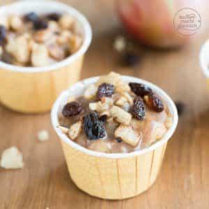 Bratapfel-Muffin-Rezept