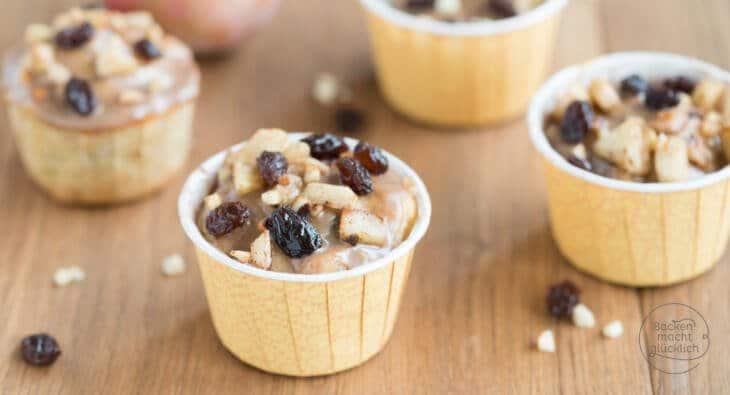 Bratapfel-Muffins-Rezept