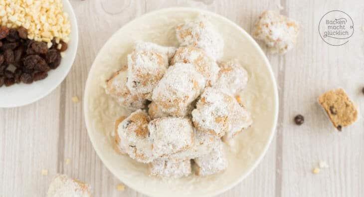 Low Carb Stollen ohne Zucker und Mehl