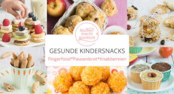 Gesunde Kinder-Snacks