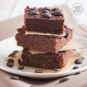 Low Carb Brownie Rezept