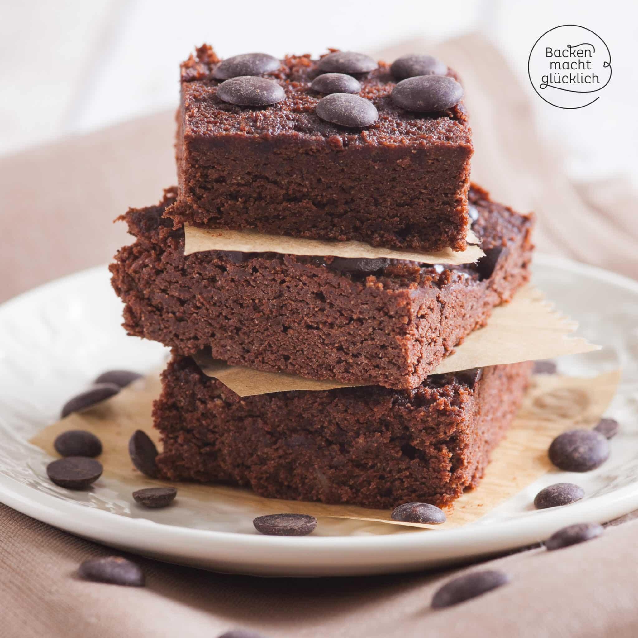 Low Carb Brownie Rezept