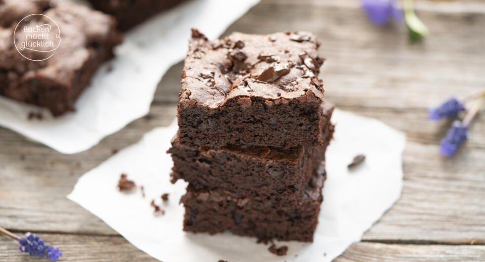 American Brownies Rezept