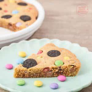 Cookie Pie Rezept