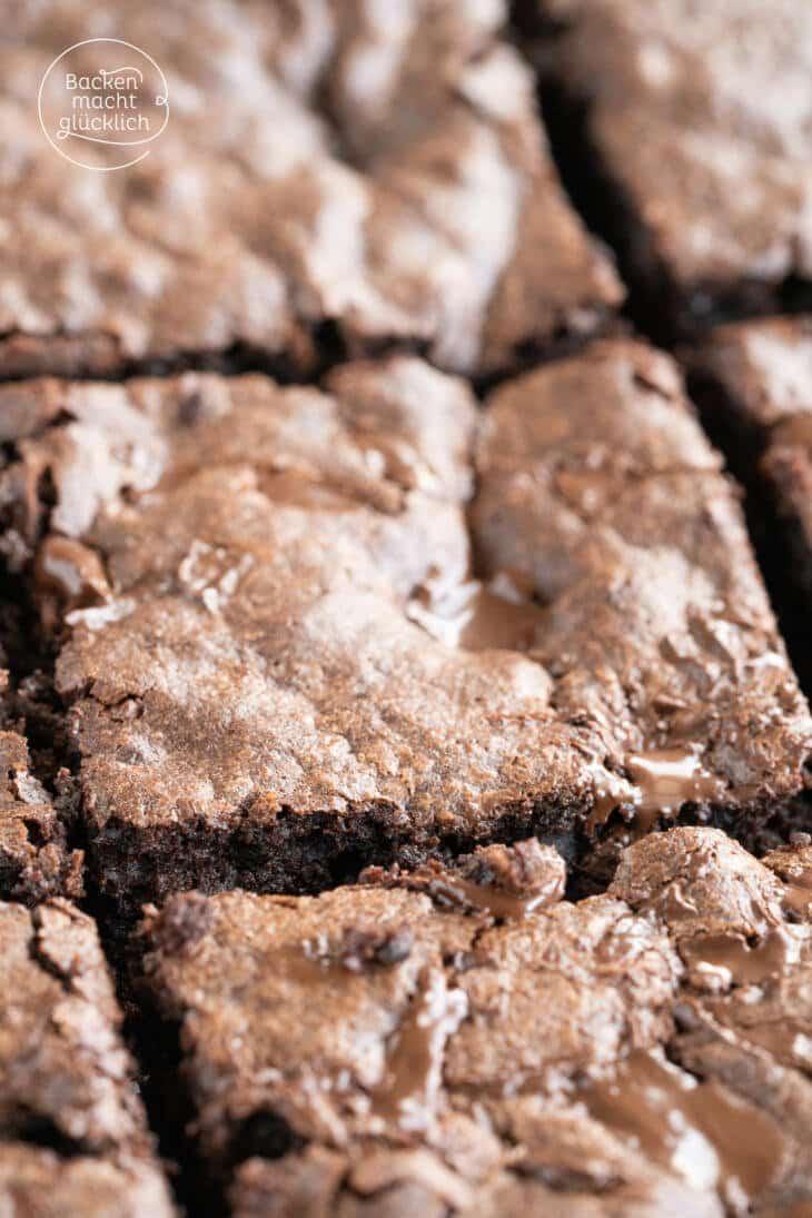 Das beste Brownie Rezept