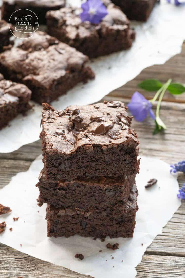 Die besten Brownies der Welt