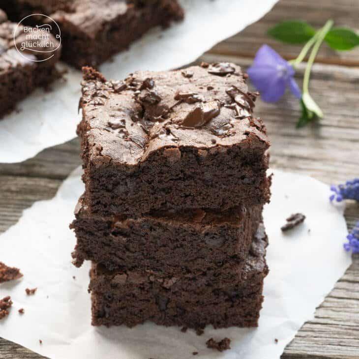 Die besten Schoko-Brownies