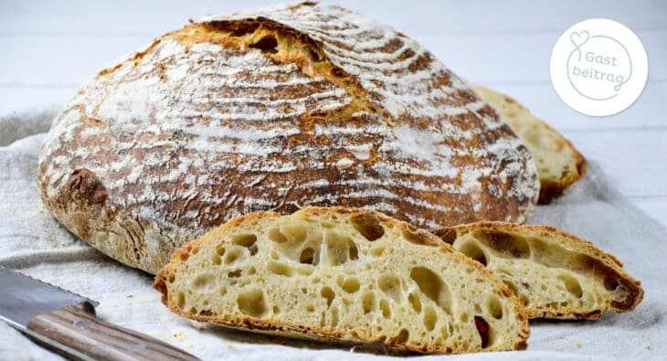Dinkel-Sauerteig-Brot