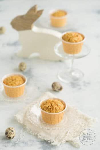 Karottenkuchen Muffins