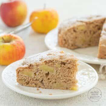 Şekersiz Yumurtasız Elmalı Kek Apfelkuchen tarifi, elmalı pasta, alman pastası, elmalı kek, şekersiz kek tarifi, sağlıklı pasta kek tarifi, şekerkadın, şekersiz vegan elmalı turta