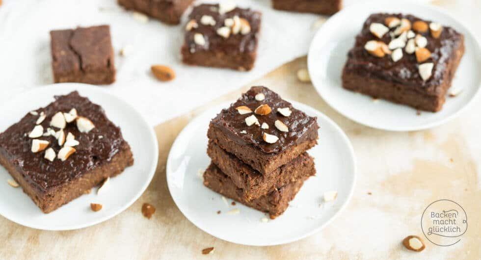 gesunde Süßkartoffel-Brownies