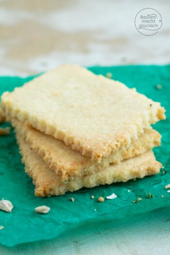 Low Carb Knabberzeug Cracker