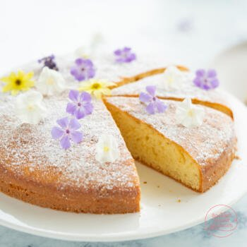 Yoğurt kek kupa kek