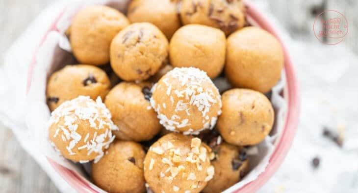 Protein Balls Rezept