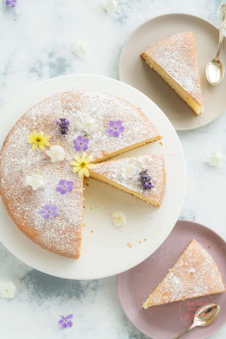 Hızlı basit yoğurt kek