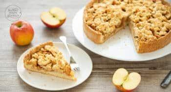 Bester Apfel Streusel Kuchen