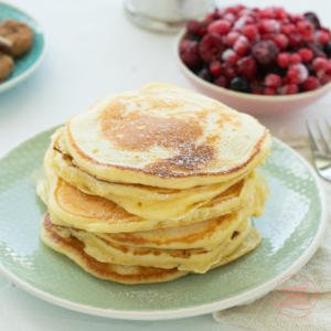 Amerikanische Pancakes Rezept