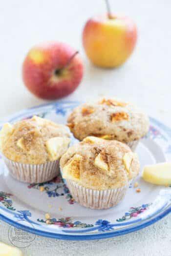 Apfel Joghurt Muffins Rezept
