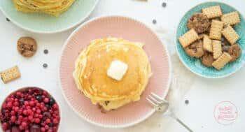 Amerikanische Pancakes Grundrezept