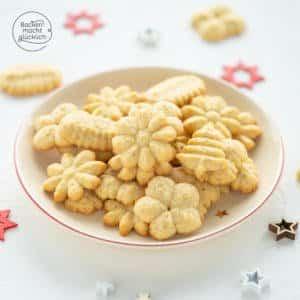 Gebäckspritze Kekse Rezept