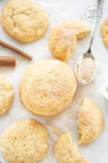 Snickerdoodle Cookies Rezept