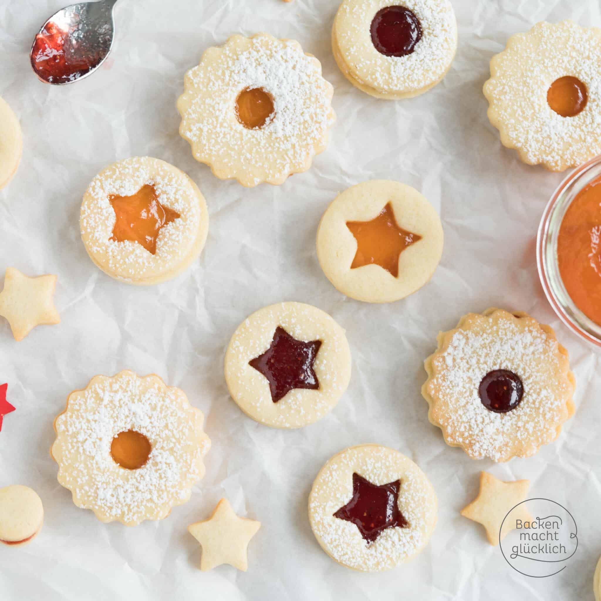 Alte Weihnachtsplätzchen Rezepte.Die Besten Spitzbuben