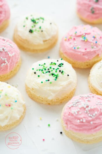 Joghurt Cookies Rezept