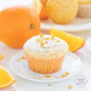 Orangen-Muffins Rezept