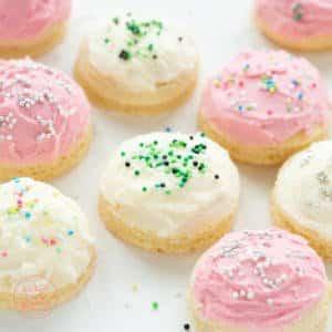 Sugar Cookies Rezept