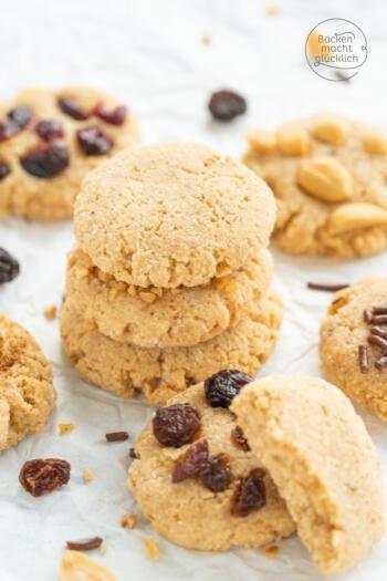 Eiweißpulver Kekse