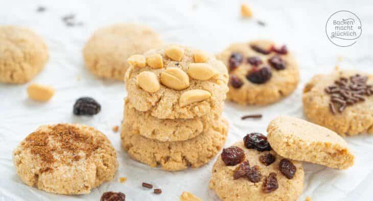 Protein Cookies ohne Zucker