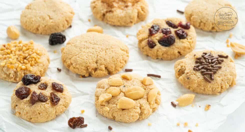 Protein Cookies einfach selbermachen