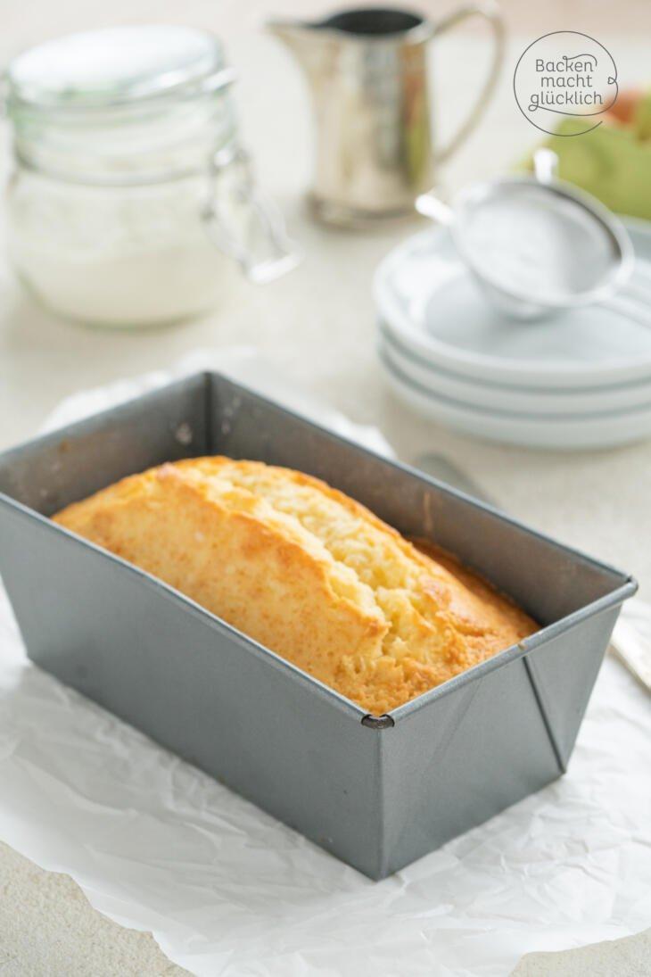 Yumuşak Lezzetli Sandkuchen Alman kek Tarifi