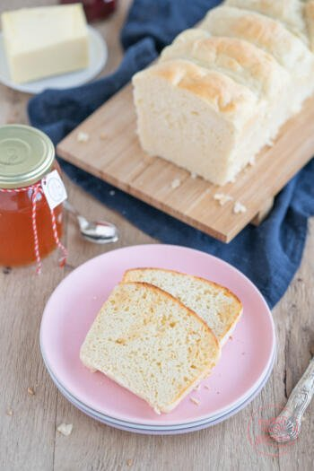 Schnelles Toast Brot Rezept