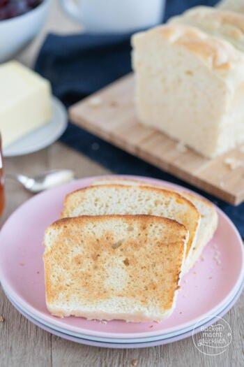 Toast selber backen