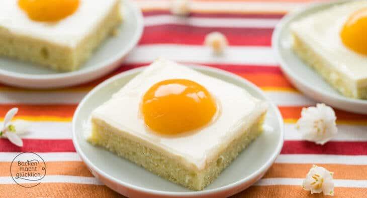 Der beste Spiegeleier-Kuchen