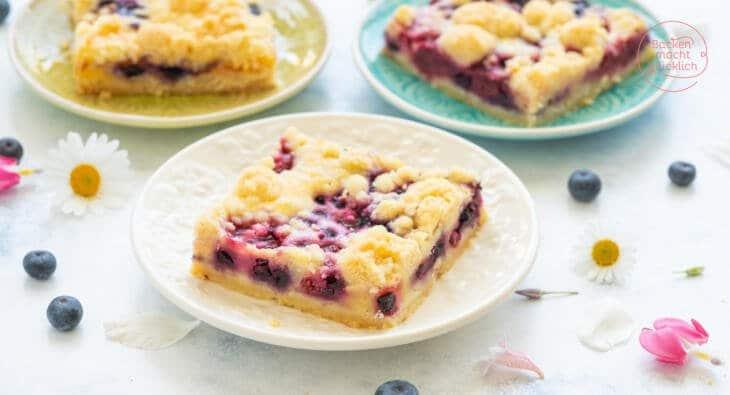 Obst-Streusel-Blechkuchen