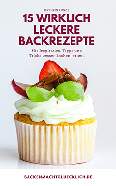 Backrezepte eBook Titelbild